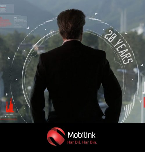 Mobilink Clint 20 Years