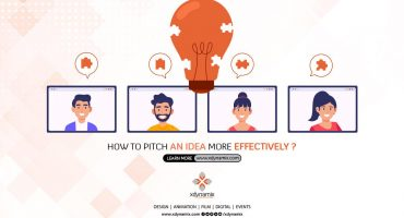 How to pitch an idea more effectively?